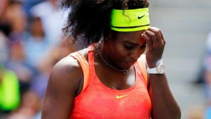 serena cry