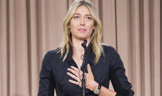 GladiatHer Law: Sharapova's a User