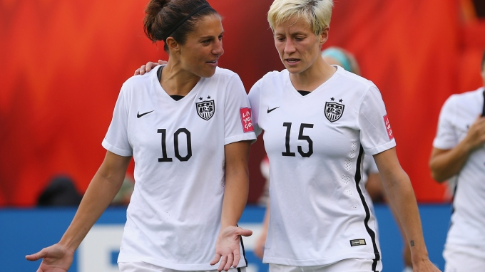 GLADIATHER LAW: The USWNT & The Equal PayAct