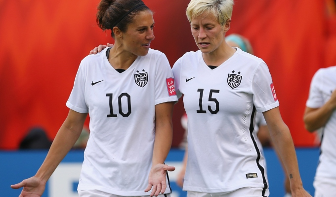 GLADIATHER LAW: The USWNT & The Equal Pay Act