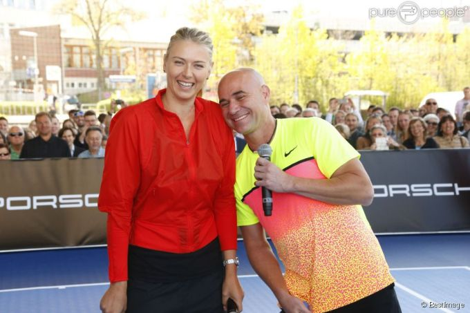 Tennis's Unfair Game: Is Sharapova the New Agassi?