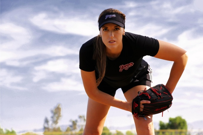 How can softball afford a million dollar player?