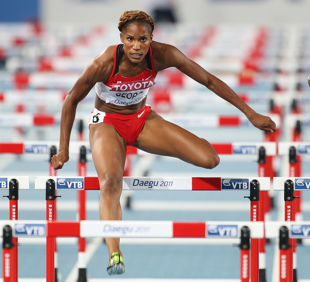 13th IAAF World Track & Field Championships - Daegu, South Korea - September 3rd, 2011 - Evening