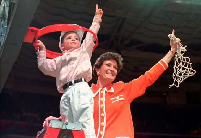 Beyond the Accolades: How Pat Summitt Changed MyLife