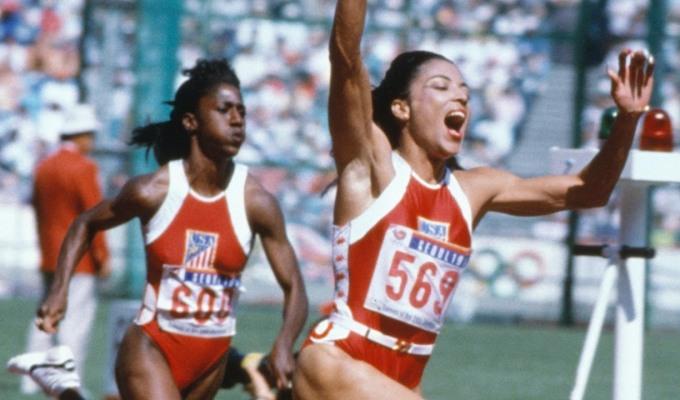 Olympic Flashback: Flo-Jo in1988