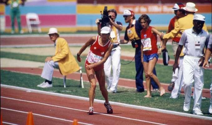 Olympic Flashback: Gabriela Andersen-Schiess & the First Women'sMarathon