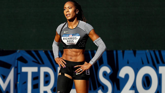 GladiatHer Crush Wednesday: Sanya Richards Ross