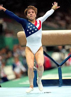 USA Kerri Strug, 1996 Summer Olympics