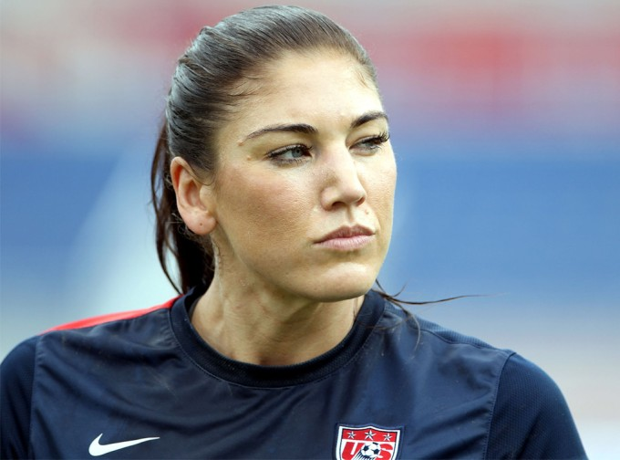 MY MONTH AS HOPE SOLO'S PR MANAGER