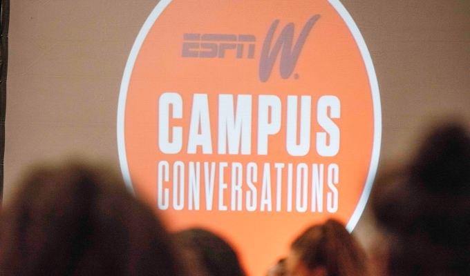MAJOR KEYS FROM espnW CAMPUS CONVERSATIONS AND HOWARD