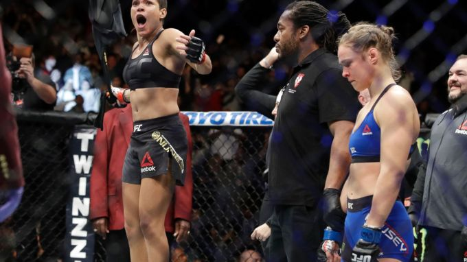 Ronda Rousey, The Martyr