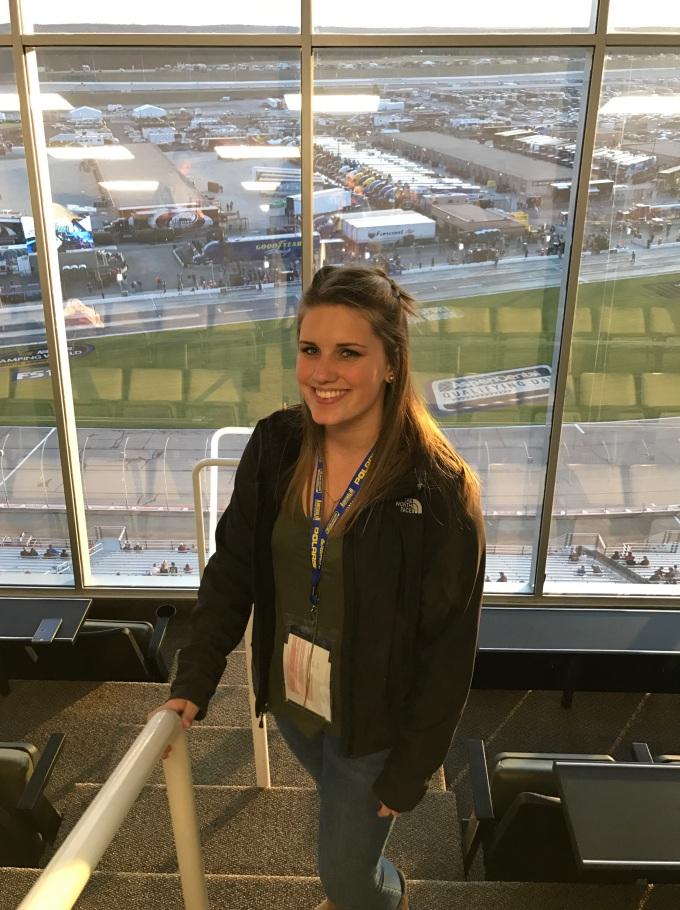 NASCAR's Future: MadelineCrane