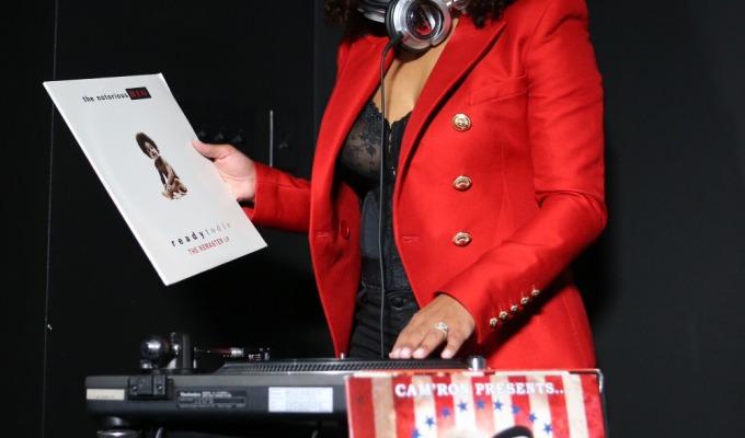 "GladiatHer® Wives: Samantha ""DJ Spinvixen"" RomantiniBethea"