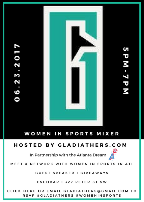 WOMEN IN SPORTS MIXER: ATLANTA