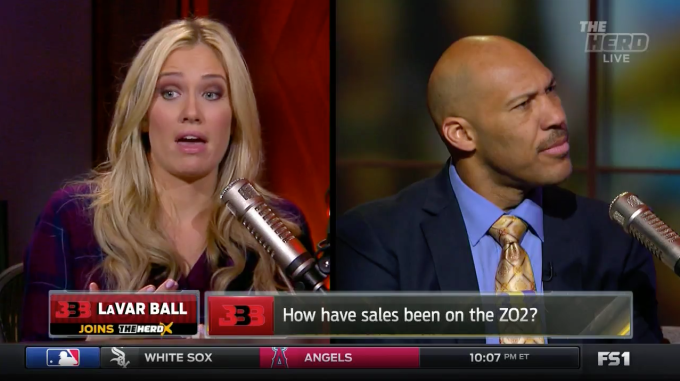 lavar-ball-kristine-leahy-herd-interview