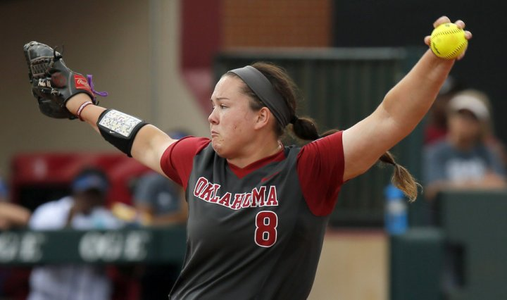 OU TU NCAA SOFTBALL