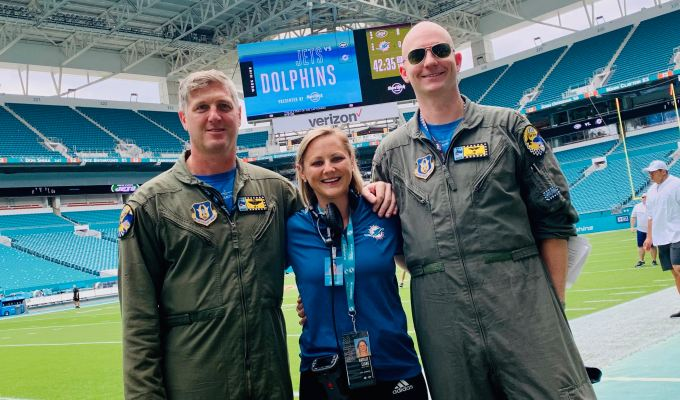 GladiatHers® Spotlight: Senior Manager, Special Events at Miami Dolphins and Hard Rock Stadium
