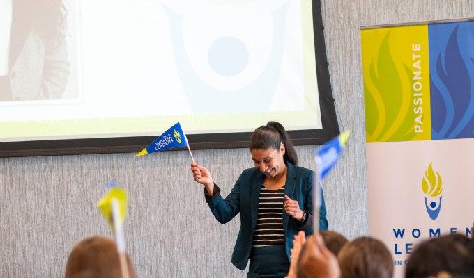 GladiatHers® Spotlight: Jessica Barquero — Coordinator of Leadership Programming andEvents